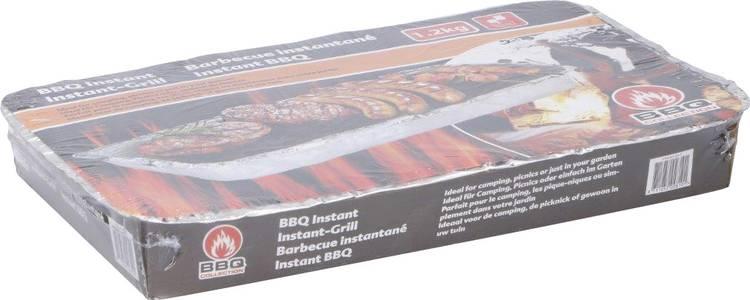 Image of Barbecue XL Houtskool, Wegwerp