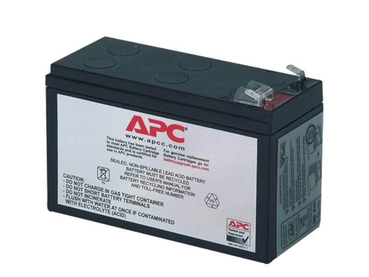 APC by Schneider Electric UPS-systeemaccu RBC17