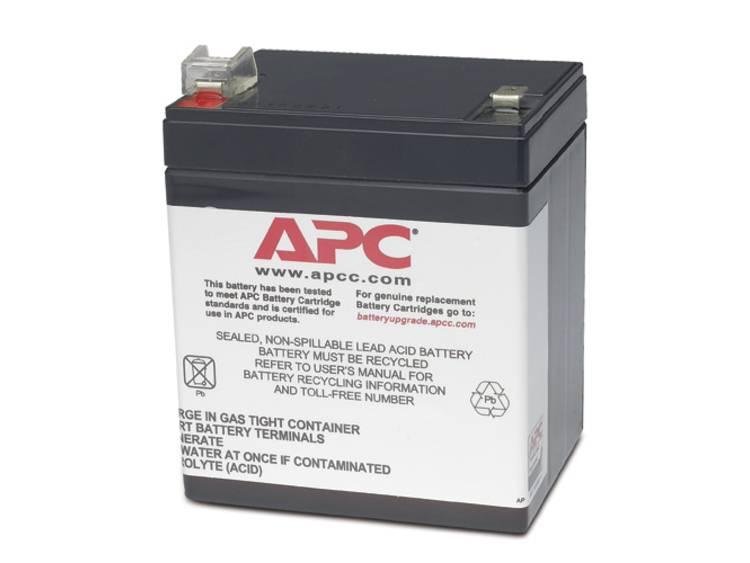 APC by Schneider Electric UPS-systeemaccu RBC46