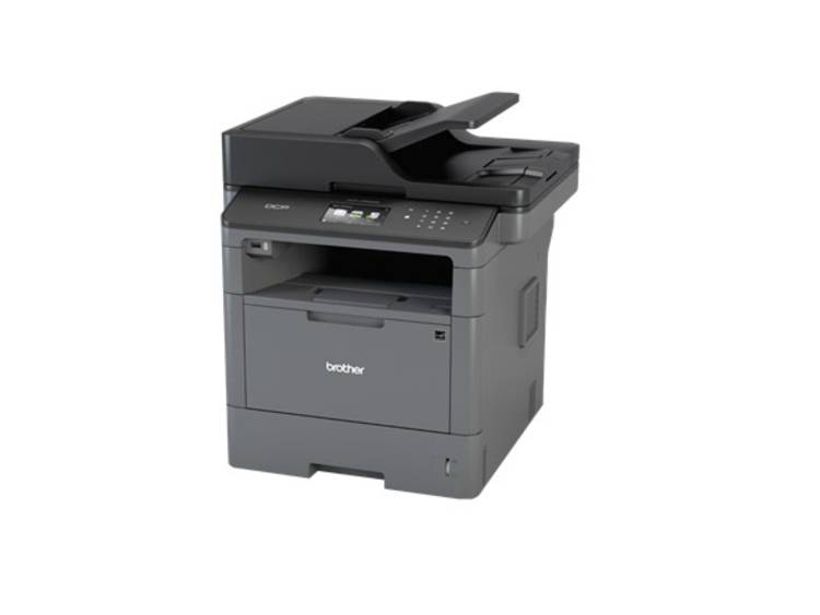 Brother DCP L5500DN Multifunctionele laserprinter Printen Kopiëren Scannen LAN