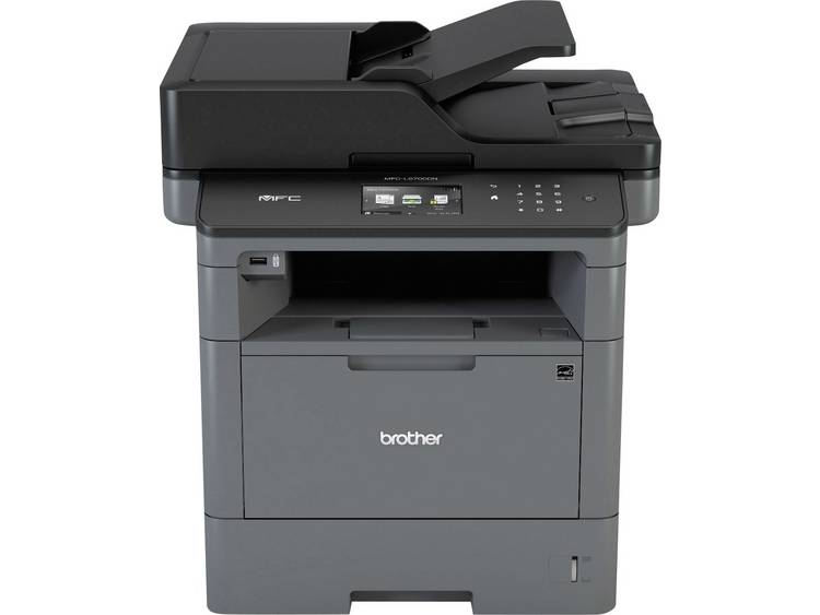 Brother MFC L5700DN Multifunctionele laserprinter Printen Kopiëren Scannen Fa