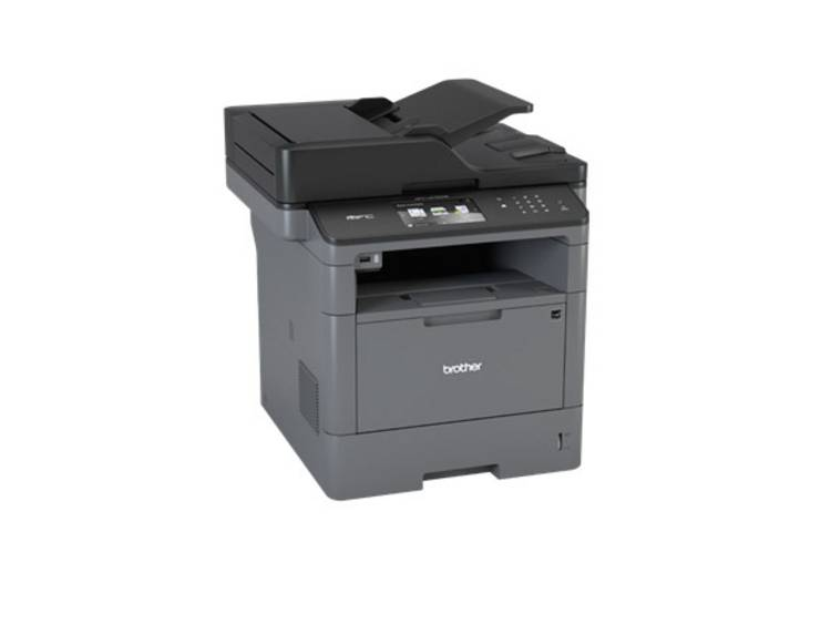 Brother MFC L5750DW Multifunctionele laserprinter Printen Kopiëren Scannen Fa
