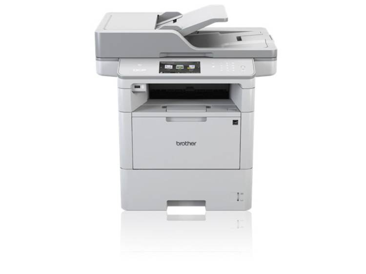 Brother DCP L6600DW Multifunctionele laserprinter Printen Kopiëren Scannen LAN