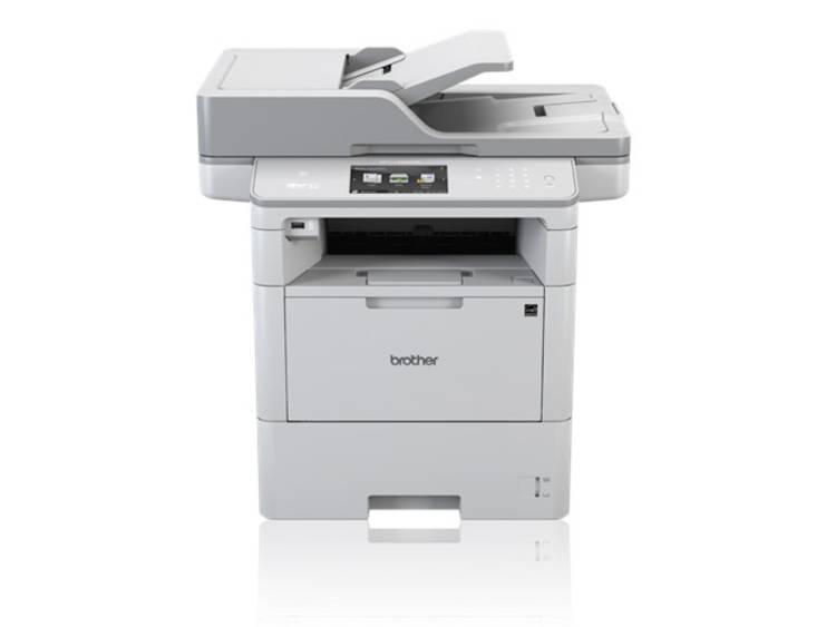 Brother MFC-L6800DW Multifunctionele laserprinter Printen, Kopiëren, Scannen, Faxen LAN, NFC, USB, WiFi