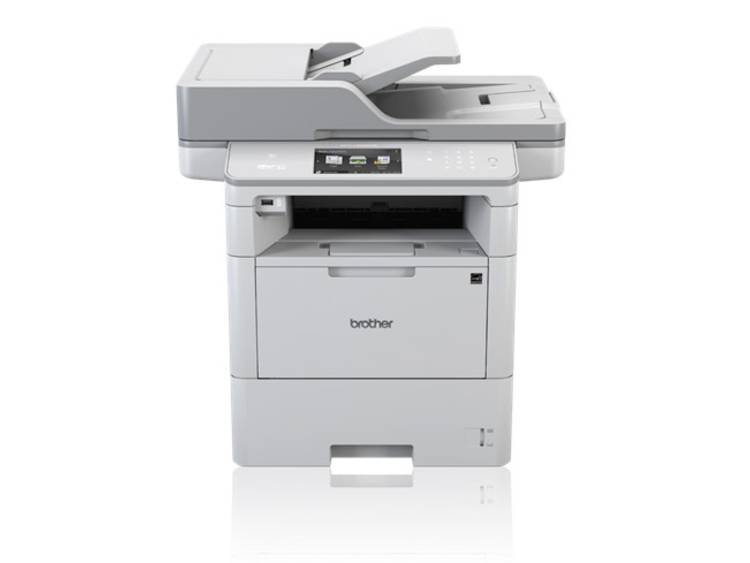 Brother MFC L6800DW Multifunctionele laserprinter Printen Kopiëren Scannen Fa