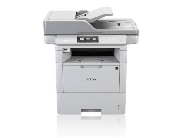 Brother MFC L6800DWT Multifunctionele laserprinter Printen Kopiëren Scannen F