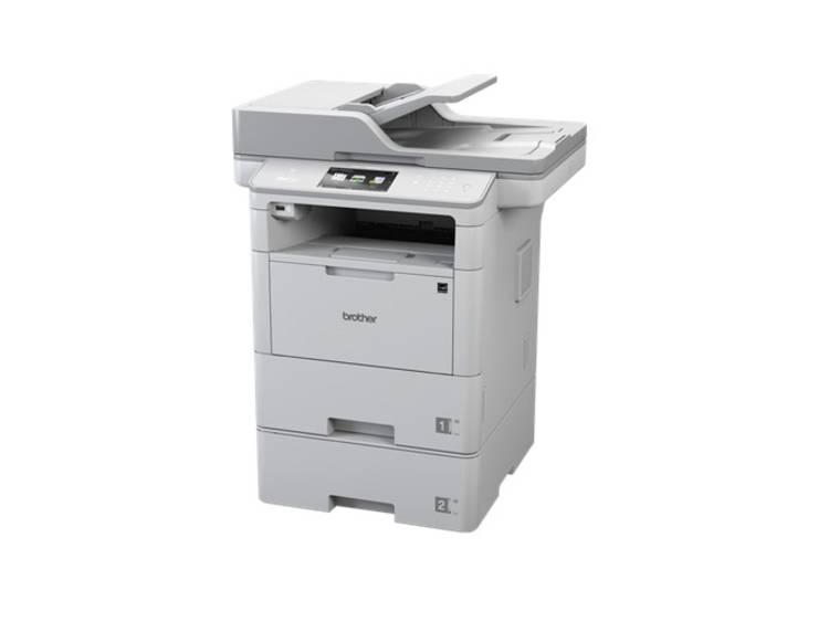 Brother MFC L6900DWT Multifunctionele laserprinter Printen Kopiëren Scannen F