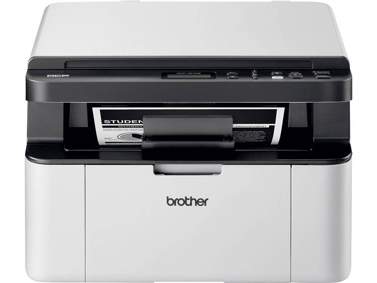Brother DCP 1610W Multifunctionele laserprinter Printen Kopiëren Scannen USB