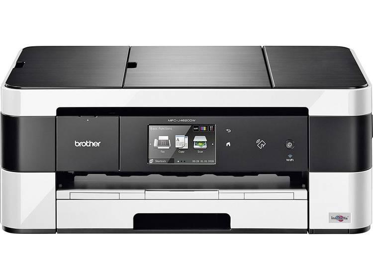 Brother MFC-J4620DW Multifunctionele inkjetprinter Printen, Scannen, Faxen, Kopiëren LAN, NFC, USB, WiFi