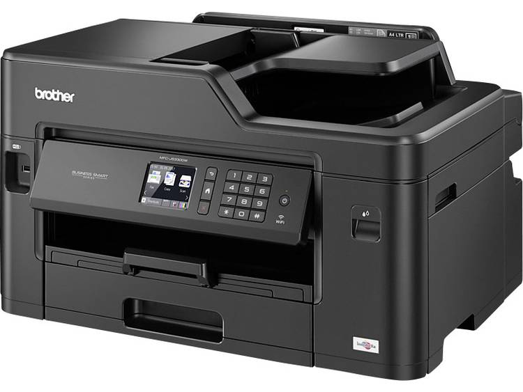 Brother MFC J5330DW Multifunctionele inkjetprinter Printen Scannen Kopiëren LA