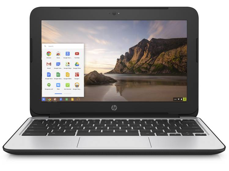 HP HP Chromebook 11 N2840 11.6 4GB-16 PC (N1A81EA#ABH)
