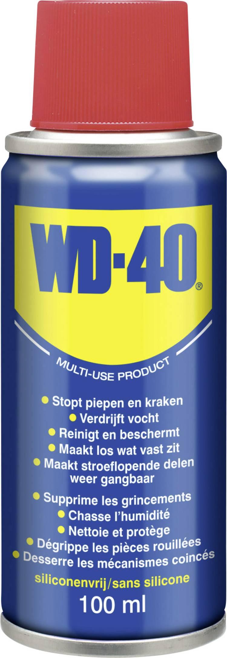 WD-40 Multi-olie 100 ml WD40 Company 0315033