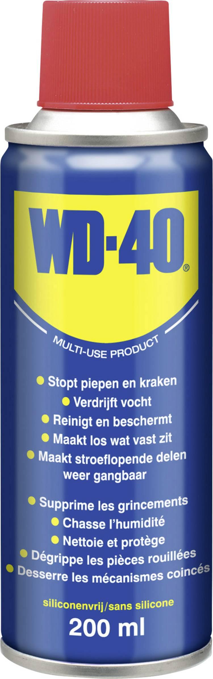 WD-40 Multi-olie 200 ml WD40 Company 0315033