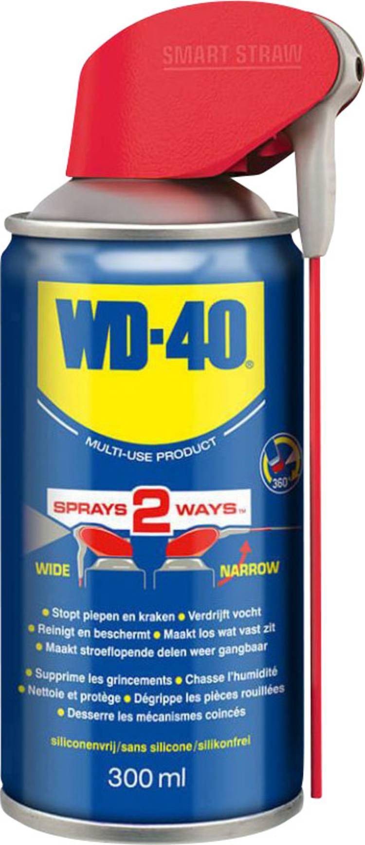 MultiSpray WD-40 met geïntegreerde spuitkop 300 ml WD40 Company Smart Straw 0315033