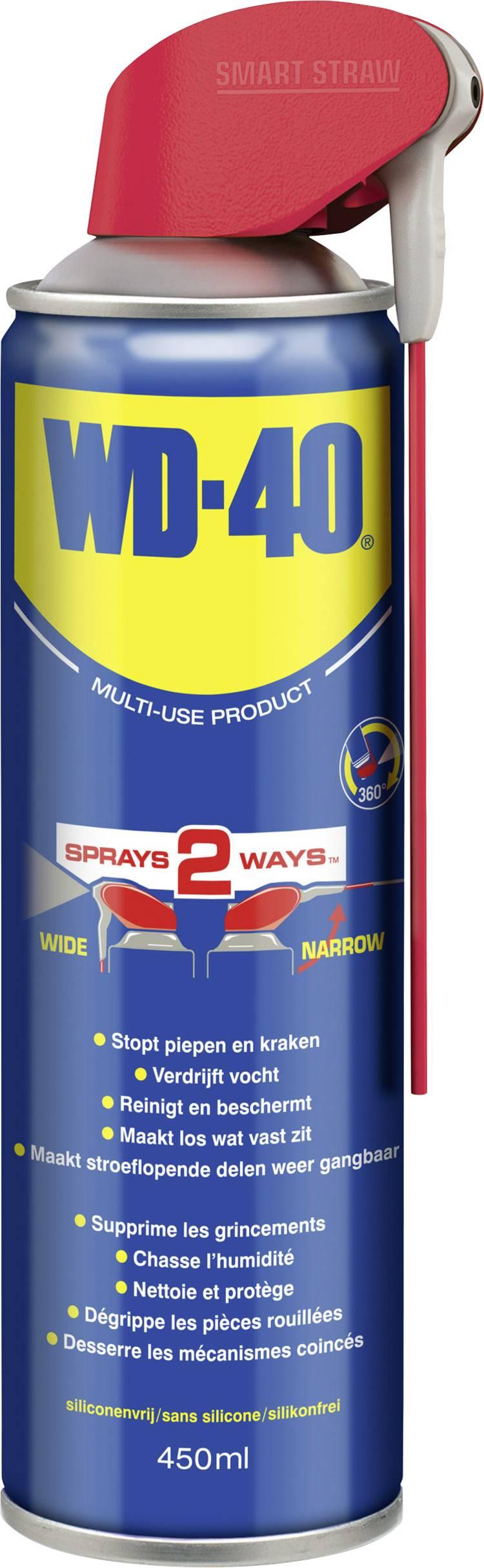 Multi-olie 450 ml WD40 Company Smart Straw 0315033