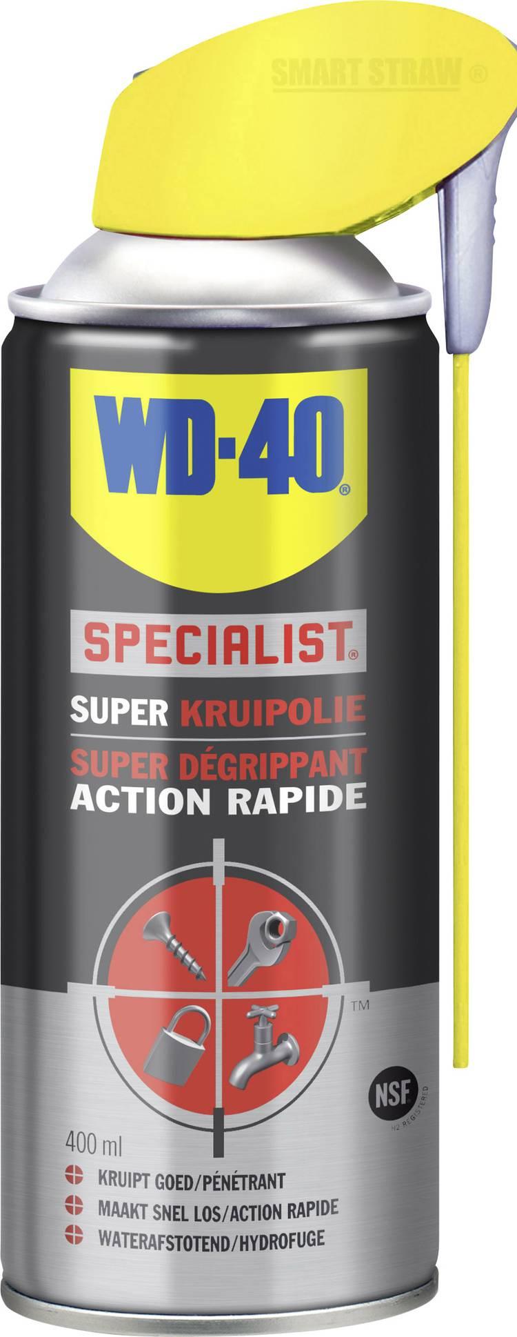roestoplosser 400 ml WD40 Company Specialist 0315033