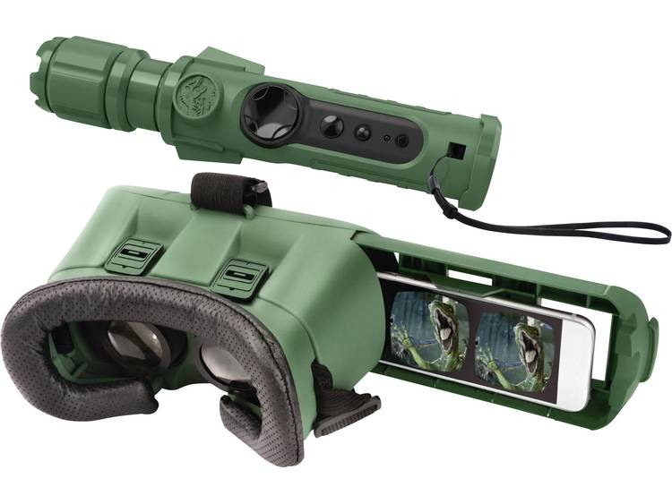 Goliath Skyviper VRSE Jurassic Park Virtual Reality bril Skyviper VRSE Jurassic Park