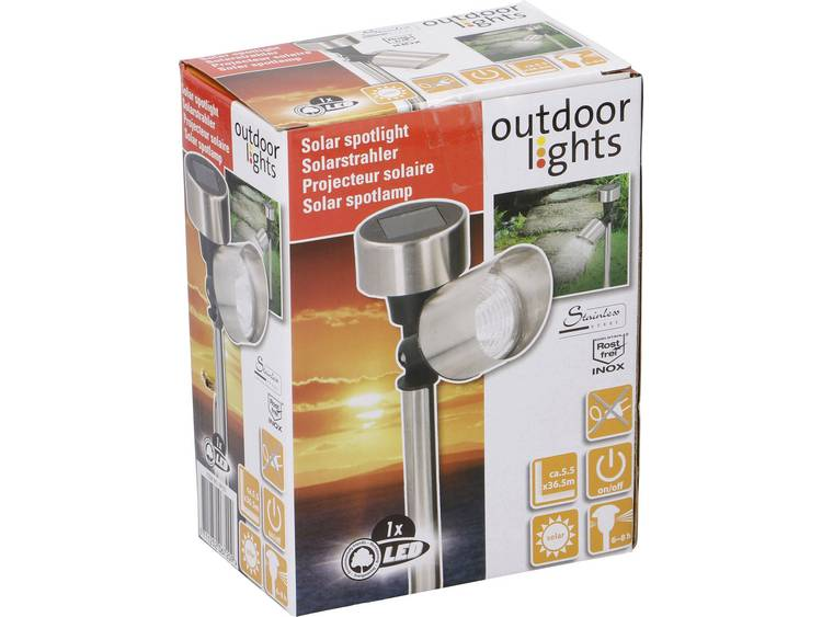 Solar tuinlamp LED Outdoor Lights