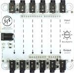 BYOR SL300002 Basic-kit (Arduino based) (afstandssensor, geluidssensor, LED-lamp, servomotor)