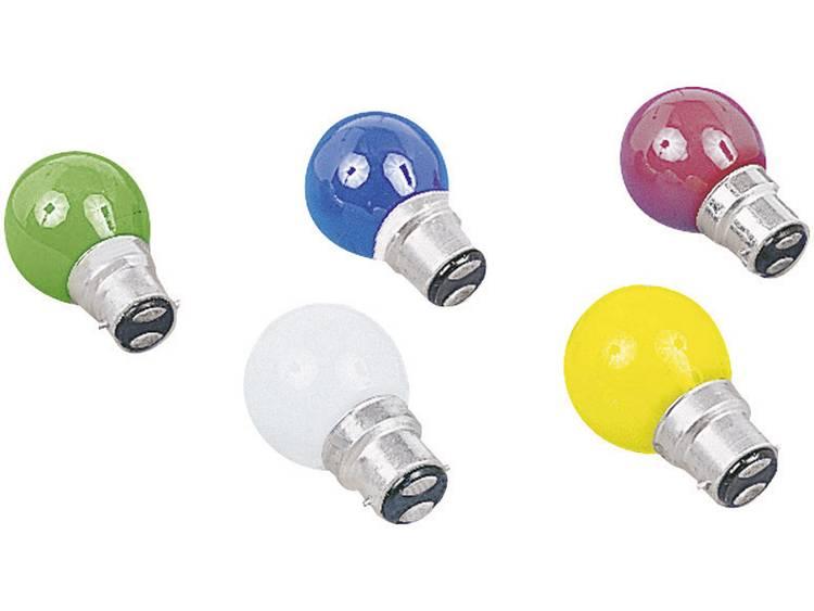 Kerstverlichting Reservelampjes Kaarsmodel E10 34v 3w Set Van 3