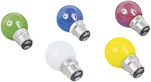reservelamp kerstversiering B22 Rood