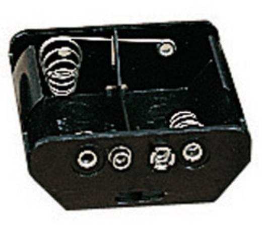 770276:UD 2 Batterijhouder (l x b x h) 68 x 68 x 27 mm