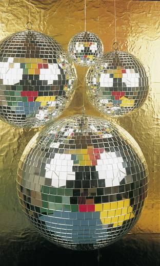 Discobal met glazen vlakjes 30 cm