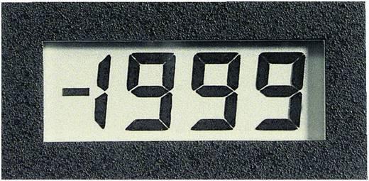 PMLDL Digitale inbouwmeter 3 1/2 cijferig