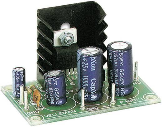 Kit 7 W versterker Velleman K4001 (Bouwpakket) 8 - 18 V/DCFrequentiebereik: 20 Hz - 20 kHzUitgangsimpedantie: 4 - 8 Ω1 stuks