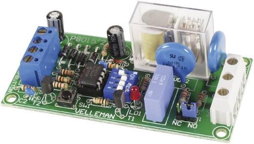 Velleman K8015 Multifunctioneel relais Bouwpakket