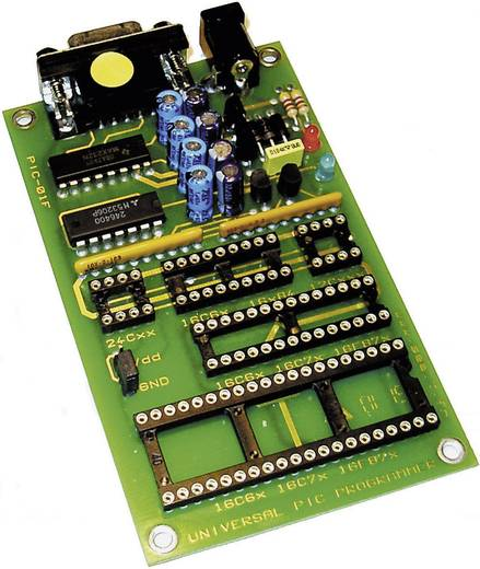 Programmer voor PIC microcontrollers SEEITPIC-01
