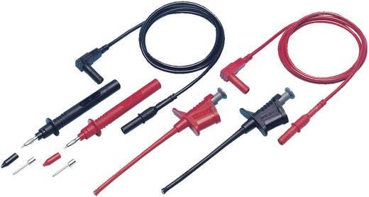 Meetsnoerenset Electro PJP 425 IEC [ - ] Zwart/rood