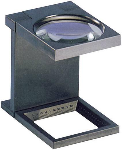 Standloep Vergrotingsfactor: 2.5 x Lensgrootte: (Ø) 100 mm Velleman FD-11G