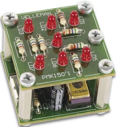 Velleman MK150 LED-bouwpakket Uitvoering (bouwpakket/module): Bouwpakket 3 V/DC