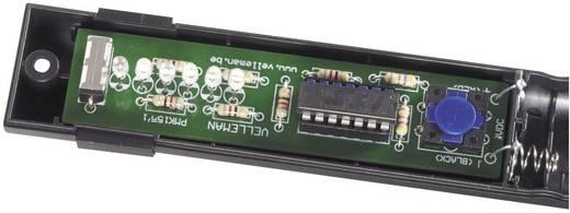 Velleman MK155 Lichtkrant bouwpakket Uitvoering (bouwpakket/module): Bouwpakket 4.5 V/DC