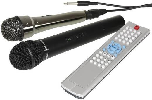 Draagbare geluidsinstallatie met karaoke Ibiza Sound Port 8