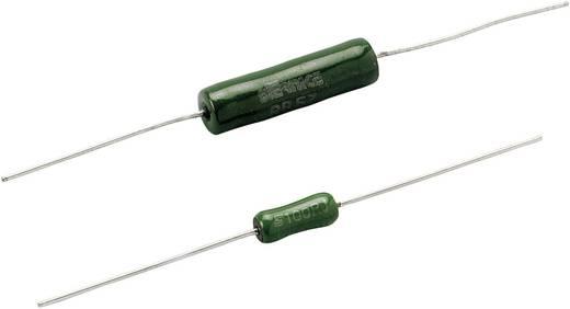 Vermogensweerstand 100 Ω Axiaal bedraad 4 W 1 stuks