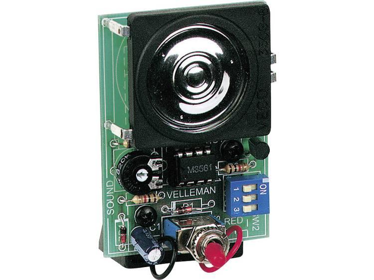 Soldeerkit sirene en geluidengenerator