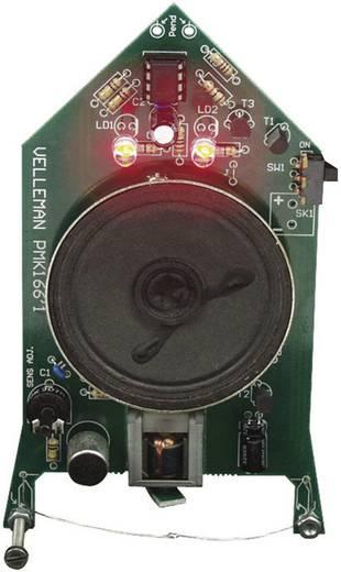 Velleman MK166 LED-bouwpakket Uitvoering (bouwpakket/module): Bouwpakket 3 V/DC
