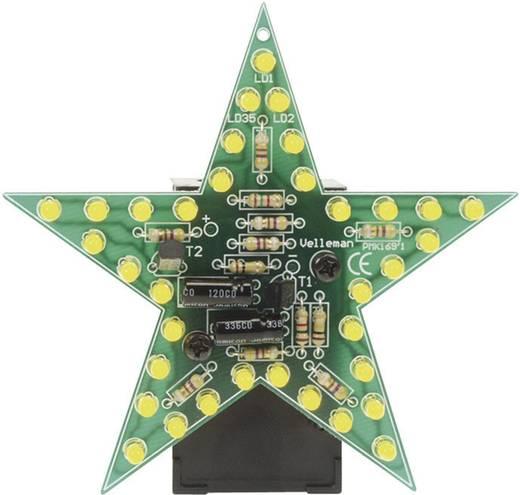Velleman MK169Y LED-bouwpakket Uitvoering (bouwpakket/module): Bouwpakket 9 V/DC
