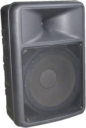 Voorgevormde luidspreker in ABS met 2 kanalen 600W TECHNYSOUND ESX 600M