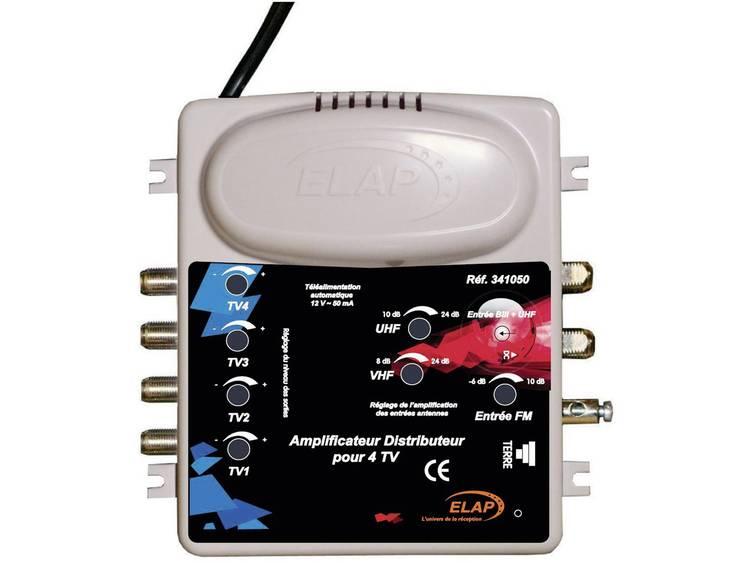 Elap amplificateur répartiteur 2E-4S