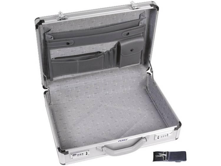 Aluminium koffer (l x b x h) 335 x 460 x 110 mm Velleman 1819-18