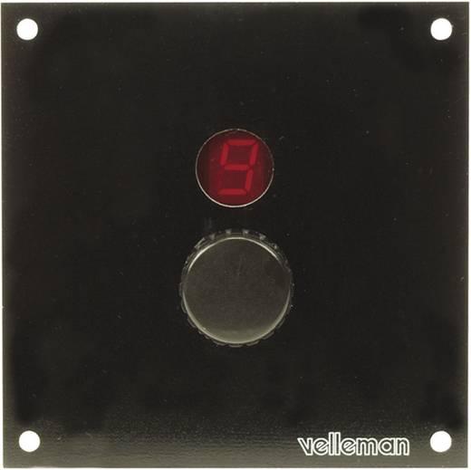 Kit slot met beveiligingscode met kluis-look Velleman K8082