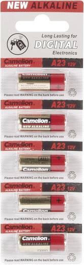 Camelion Speciale batterij 23 A Alkaline (Alkali-mangaan) 12 V 33 mAh 5 stuks