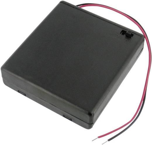 Velleman BH341BS Energie-opslag (l x b x h) 69 x 65 x 19 mm