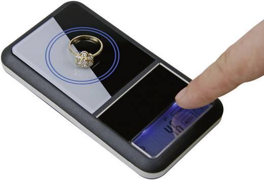 VTBAL9 Zakweegschaal Velleman Weegbereik (max.) 500 g Resolutie 0.1 g werkt op batterijen