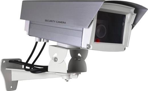 Dummy-camera met knipperende LED Smartwares CS66D SW