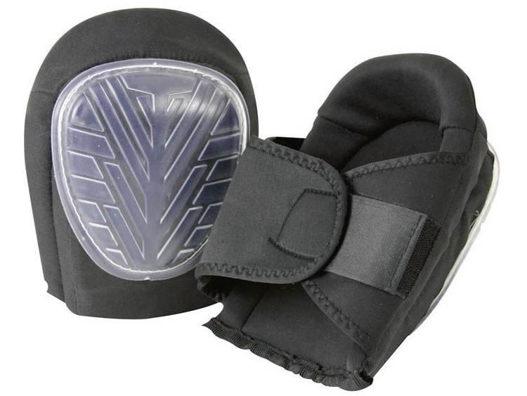 Kniebeschermer met gel Zwart