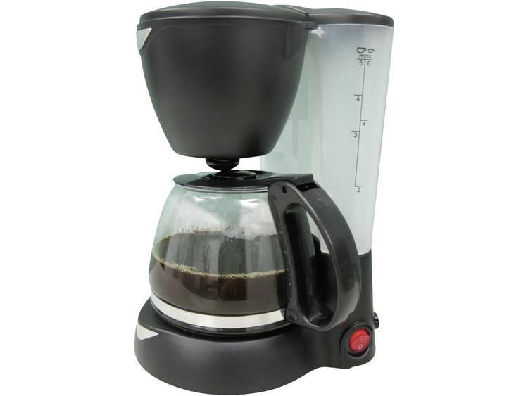 CH-C117 Koffiemachine 12 V 5 koppen